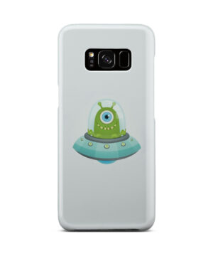 Ufo Alien for Custom Samsung Galaxy S8 Case