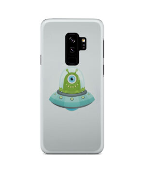 Ufo Alien for Custom Samsung Galaxy S9 Plus Case