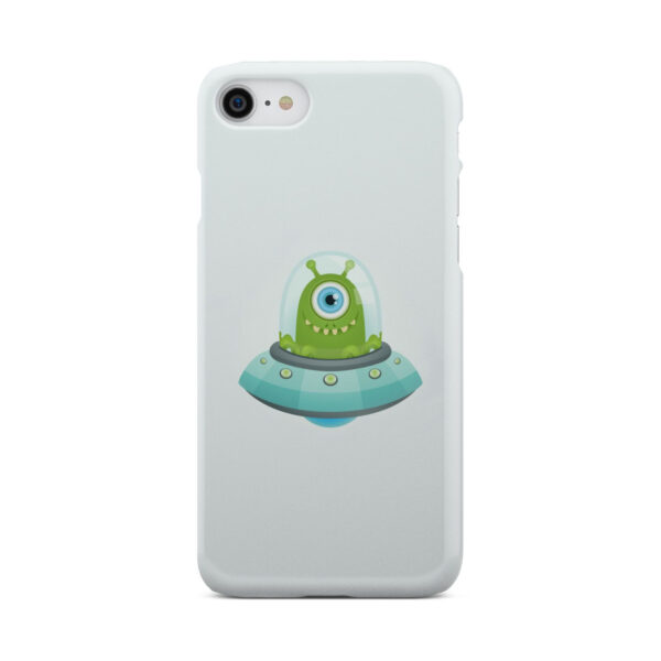 Ufo Alien for Customized iPhone 8 Case Cover