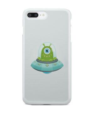 Ufo Alien for Cute iPhone 8 Plus Case