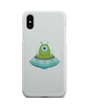 Ufo Alien for Cute iPhone X / XS Case