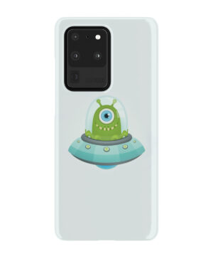 Ufo Alien for Cute Samsung Galaxy S20 Ultra Case Cover