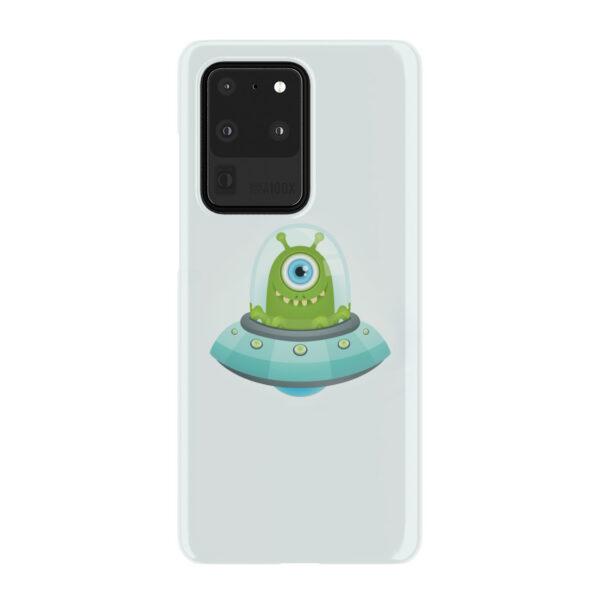 Ufo Alien for Cute Samsung Galaxy S20 Ultra Case Cover