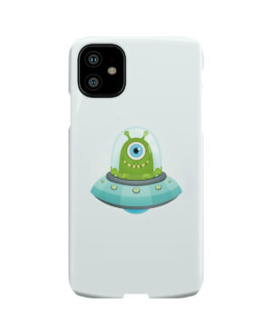 Ufo Alien for Nice iPhone 11 Case