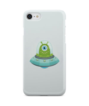 Ufo Alien for Premium iPhone 7 Case