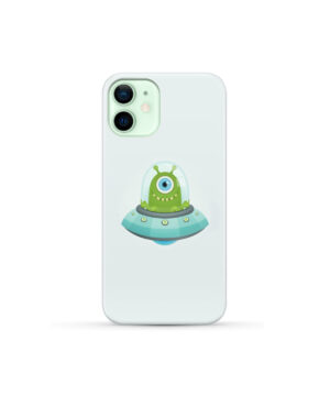 Ufo Alien for Stylish iPhone 12 Mini Case Cover