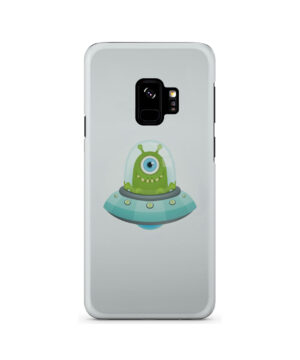 Ufo Alien for Trendy Samsung Galaxy S9 Case Cover