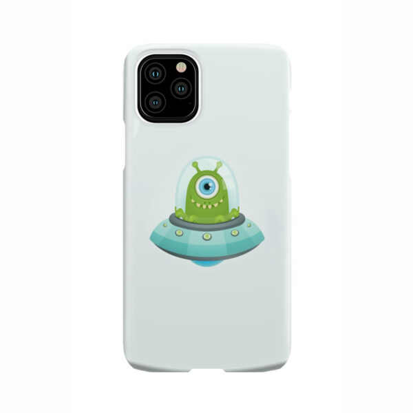 Ufo Alien for Unique iPhone 11 Pro Case Cover