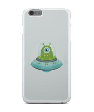 Ufo Alien for Unique iPhone 6 Plus Case Cover