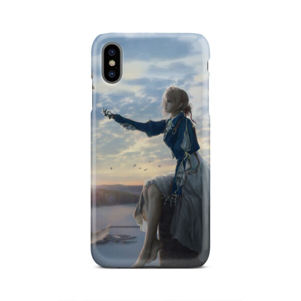 Violet Evergarden for Beautiful iPhone XS Max Case