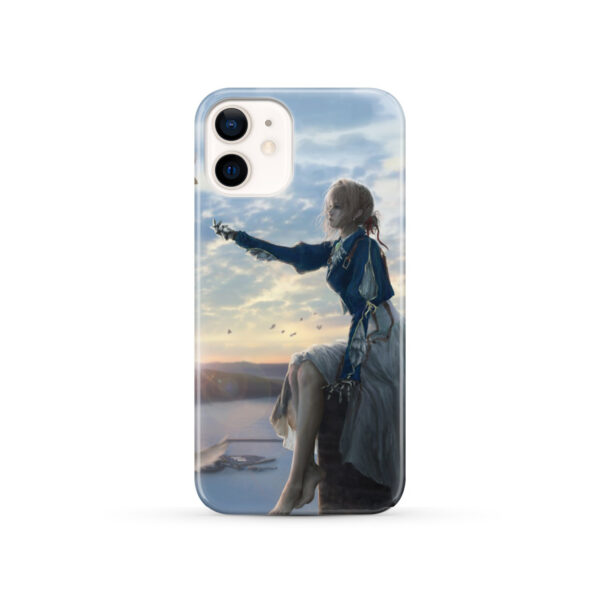 Violet Evergarden for Cool iPhone 12 Case