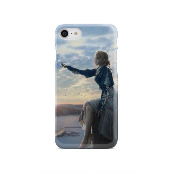 Violet Evergarden for Custom iPhone SE 2020 Case Cover