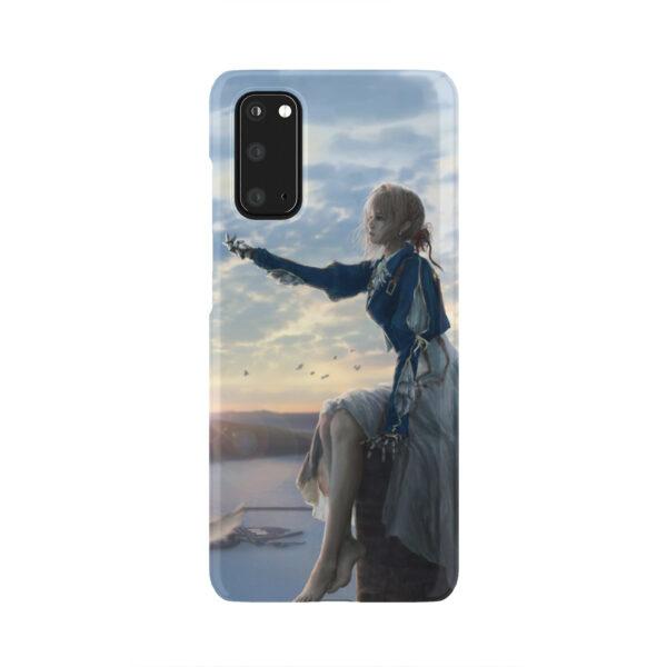 Violet Evergarden for Custom Samsung Galaxy S20 Case