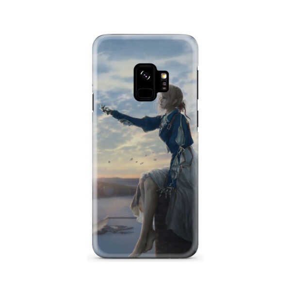 Violet Evergarden for Cute Samsung Galaxy S9 Case Cover