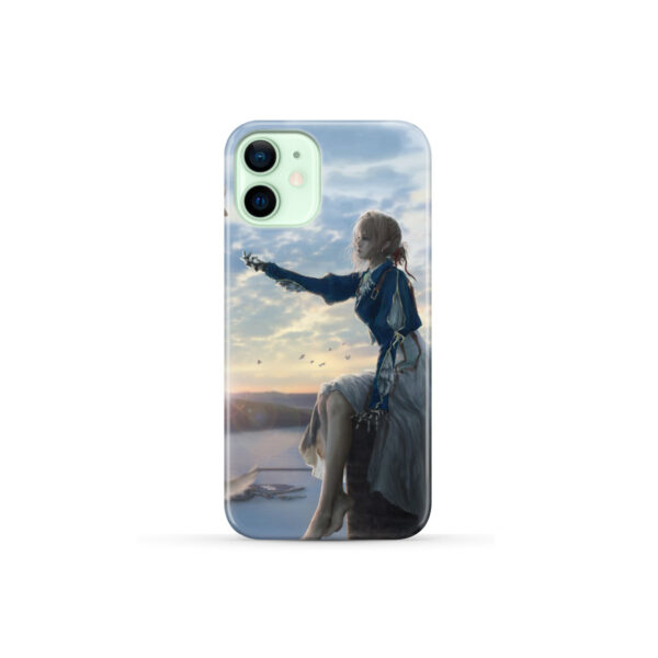 Violet Evergarden for Newest iPhone 12 Mini Case Cover