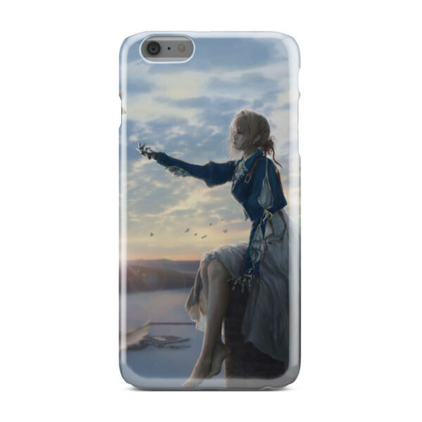 Violet Evergarden for Newest iPhone 6 Plus Case Cover
