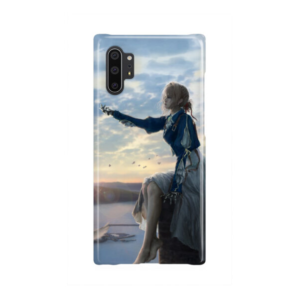 Violet Evergarden for Nice Samsung Galaxy Note 10 Plus Case Cover