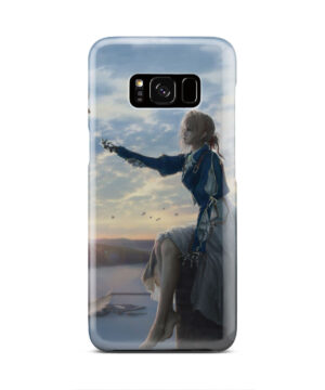 Violet Evergarden for Simple Samsung Galaxy S8 Case Cover