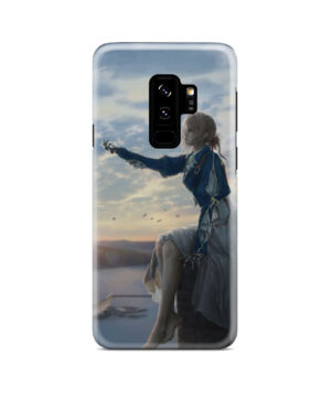 Violet Evergarden for Simple Samsung Galaxy S9 Plus Case Cover