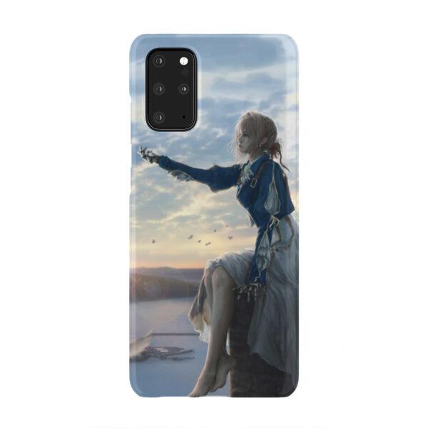 Violet Evergarden for Stylish Samsung Galaxy S20 Plus Case