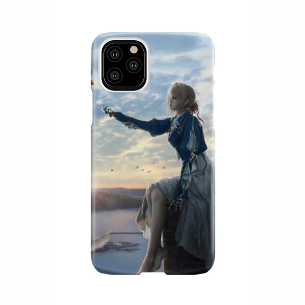 Violet Evergarden for Trendy iPhone 11 Pro Case Cover