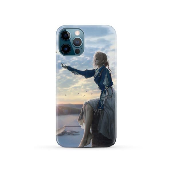 Violet Evergarden for Trendy iPhone 12 Pro Case Cover