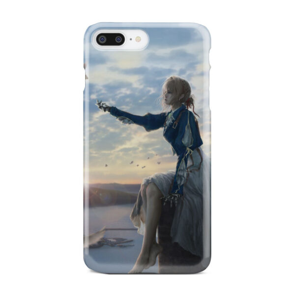 Violet Evergarden for Trendy iPhone 8 Plus Case Cover