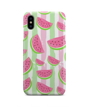 Watermelon for Nice iPhone XS Max Case