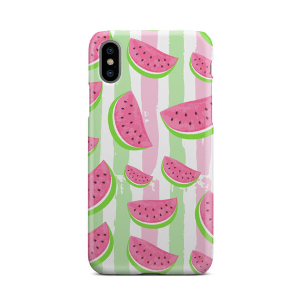 Watermelon for Trendy iPhone X / XS Case Cover