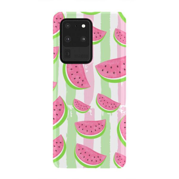 Watermelon for Unique Samsung Galaxy S20 Ultra Case Cover