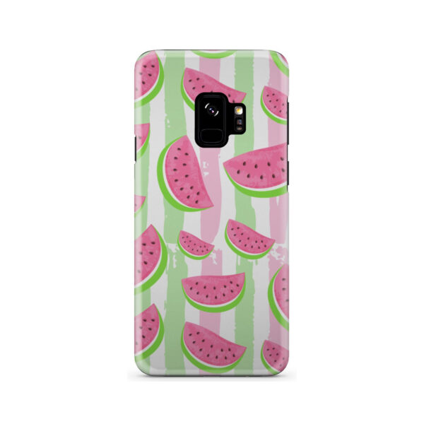 Watermelon for Unique Samsung Galaxy S9 Case