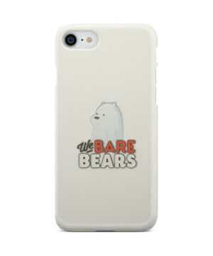 We Bare Bears Cartoon for Cool iPhone 8 Case Cover