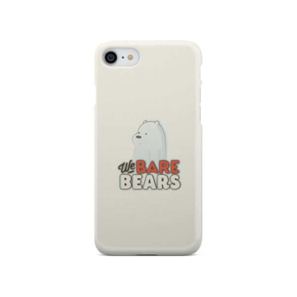 We Bare Bears Cartoon for Cool iPhone SE 2020 Case Cover