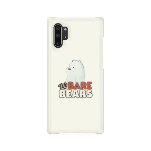 We Bare Bears Cartoon for Customized Samsung Galaxy Note 10 Plus Case Cover