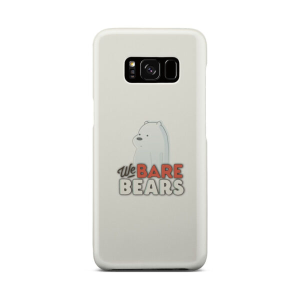We Bare Bears Cartoon for Customized Samsung Galaxy S8 Case Cover