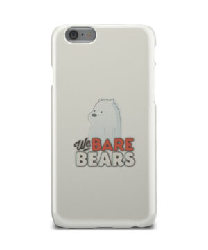 We Bare Bears Cartoon for Newest iPhone 6 Case