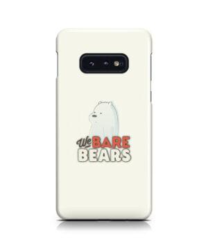 We Bare Bears Cartoon for Newest Samsung Galaxy S10e Case