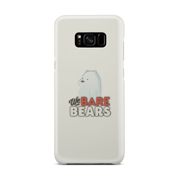 We Bare Bears Cartoon for Nice Samsung Galaxy S8 Plus Case Cover