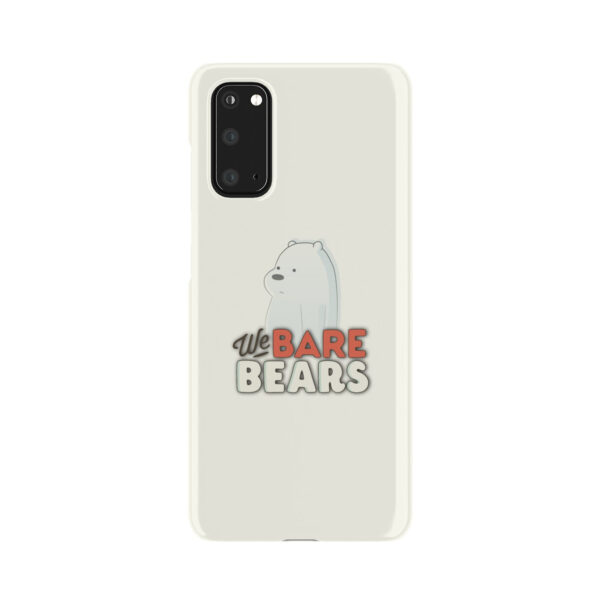 We Bare Bears Cartoon for Personalised Samsung Galaxy S20 Case