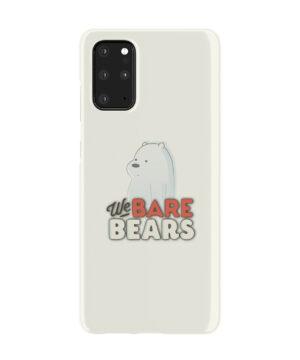 We Bare Bears Cartoon for Premium Samsung Galaxy S20 Plus Case Cover