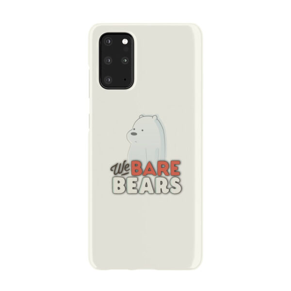 We Bare Bears Cartoon for Premium Samsung Galaxy S20 Plus Case Cover