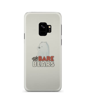 We Bare Bears Cartoon for Unique Samsung Galaxy S9 Case Cover