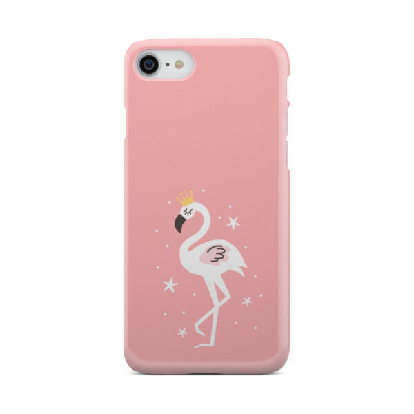 White Flamingo for Beautiful iPhone 8 Case