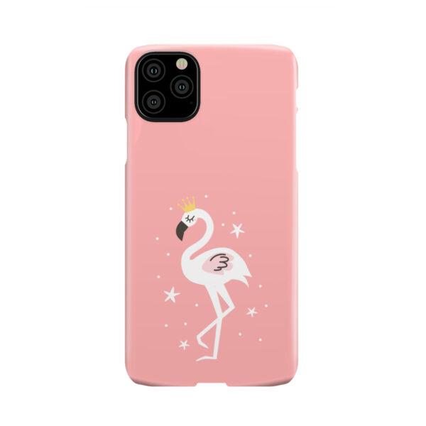 White Flamingo for Custom iPhone 11 Pro Max Case Cover