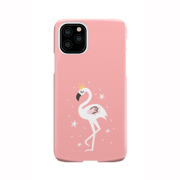 White Flamingo for Unique iPhone 11 Pro Case