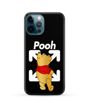 Winnie The Pooh Off White for Amazing iPhone 12 Pro Max Case