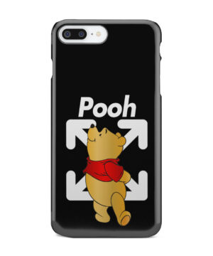 Winnie The Pooh Off White for Beautiful iPhone 7 Plus Case