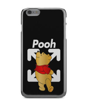 Winnie The Pooh Off White for Best iPhone 6 Plus Case