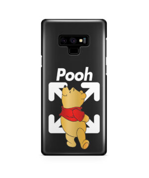 Winnie The Pooh Off White for Custom Samsung Galaxy Note 9 Case Cover