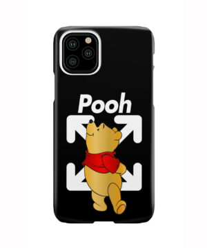 Winnie The Pooh Off White for Cute iPhone 11 Pro Case Cover